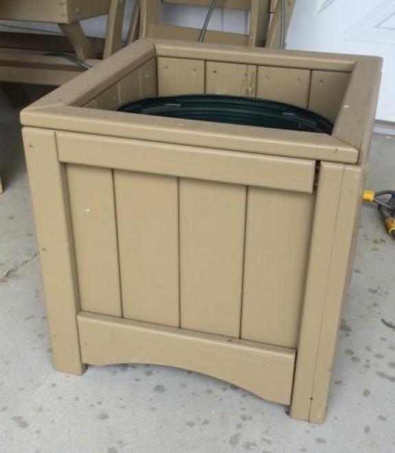 Planter Box, Treated Pine, Painted