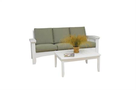 Mission Sofa and Coffee, Cypress