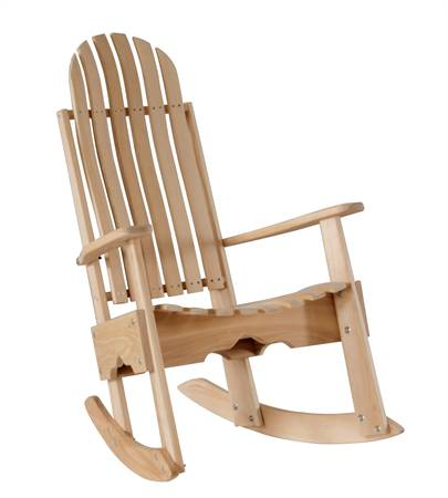 Bent Porch Outdoor Rocking Chair