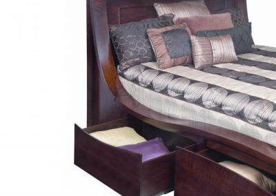 1001-Wave-Bed-drawer-unit-open