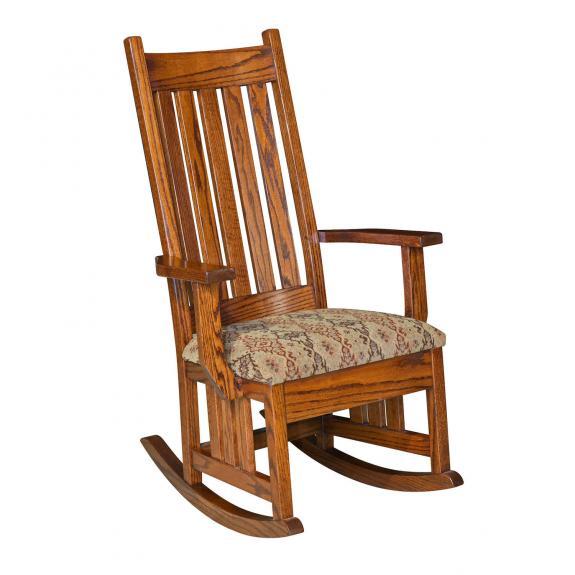 101 Harrisburg Mission Rocking Chair