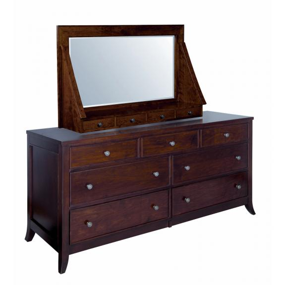 Kingston Craft Bedroom Collection Double Dresser