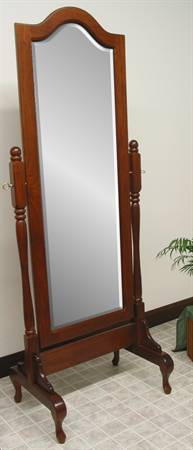 1019 Cathedral Cheval Mirror