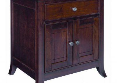 1020-1-drawer-2-door-nightstand