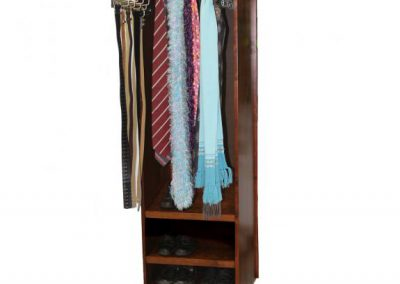 1034-600-Traditional-Shaker-Tie-Scarf-Tower-back-open-swivel-left-2-Pulled-Out-Decor