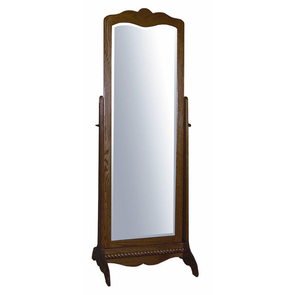 CWF 100 Classic Bedroom Set Cheval Mirror