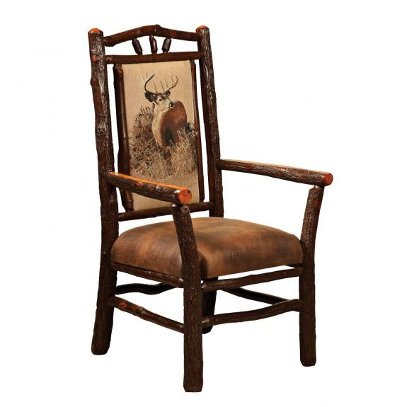 147 Hoosier Captain Chair