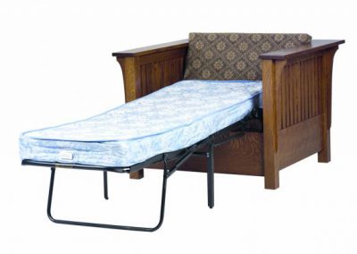 1800-Mission-Chair-Bed-open