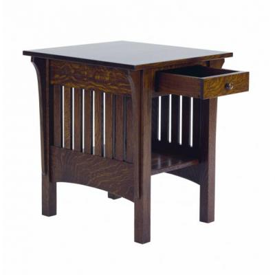 1800-Mission-End-Table-Open