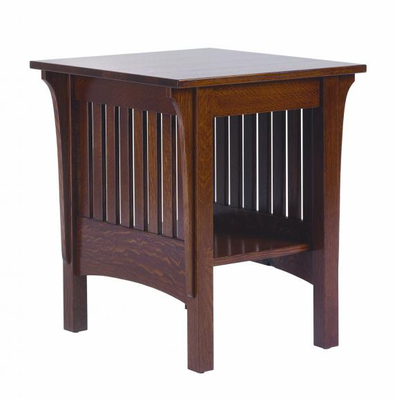 1800 Mission Occasional Tables End Table