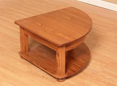 Triangle Shaped Occasional Tables Sectional Coffee Table