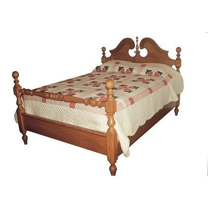 CWF 200 Traditional Bedroom Cannonball Deluxe Bed
