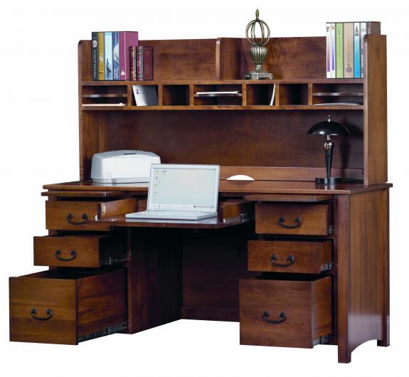 2051 Rivertowne Desk with Hutch