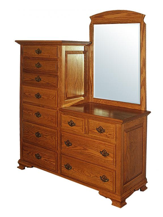 CWF 200 Traditional Bedroom Chesser