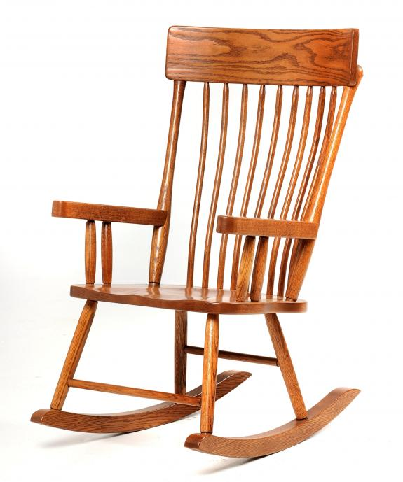 121407 Country Rocking Chair