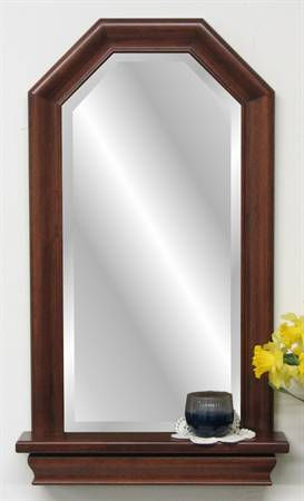 2162 Entry Mirror with Octagon Top
