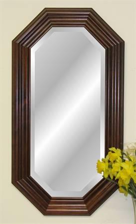 2191 Octagon Wall Mirror