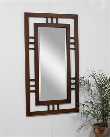 2367 Modern Mission Wall Mirror