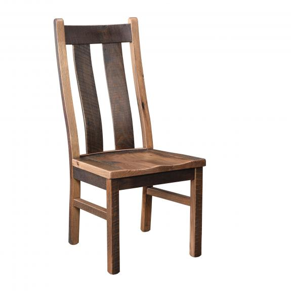 Bristol Dining Collection 237 Barnwood Dining Chair