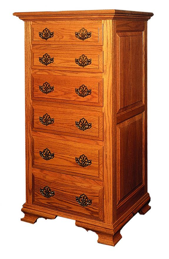 CWF 200 Traditional Bedroom Lingerie Chest
