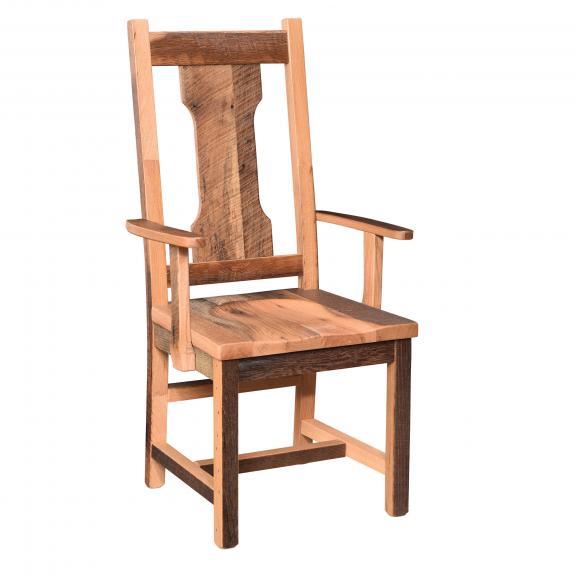 241 Havana Barnwood Chair