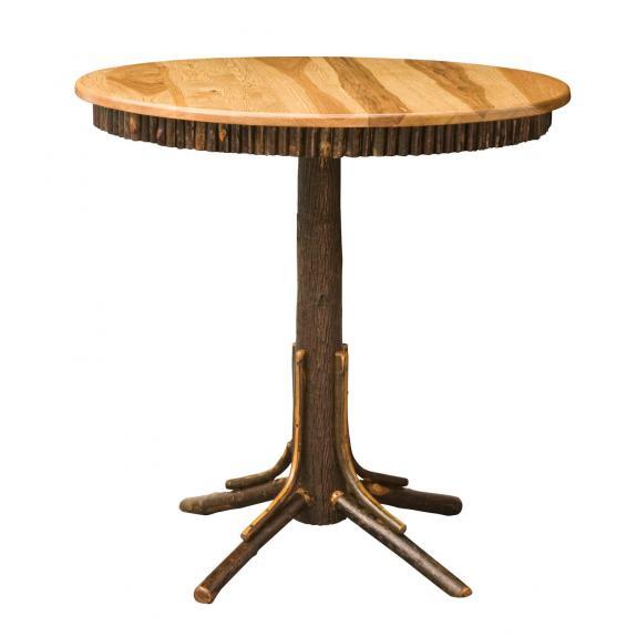 """255 42"""" Round Pub Table"""
