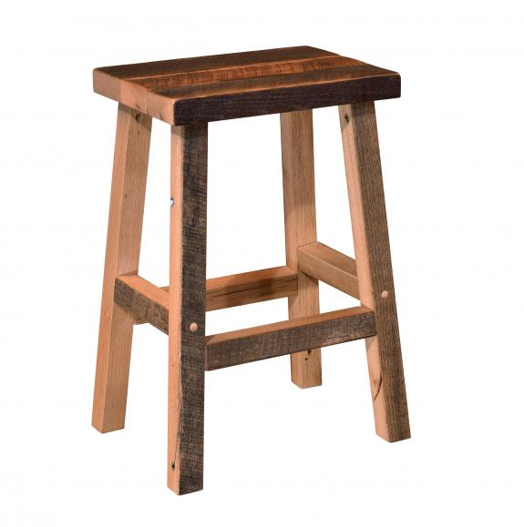 Grant Pub Table Collection 271 Barnwood Bar Stool