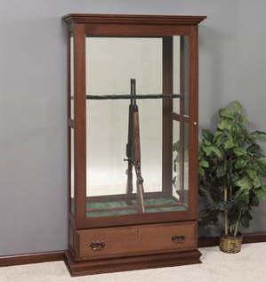 GO-5000 6 Gun Sliding Door Cabinet