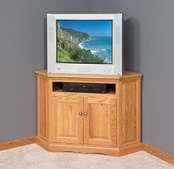 3108 Corner Flat Screen TV Stand