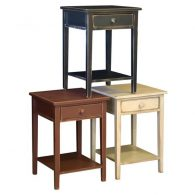 Pine Cabinets and End Tables