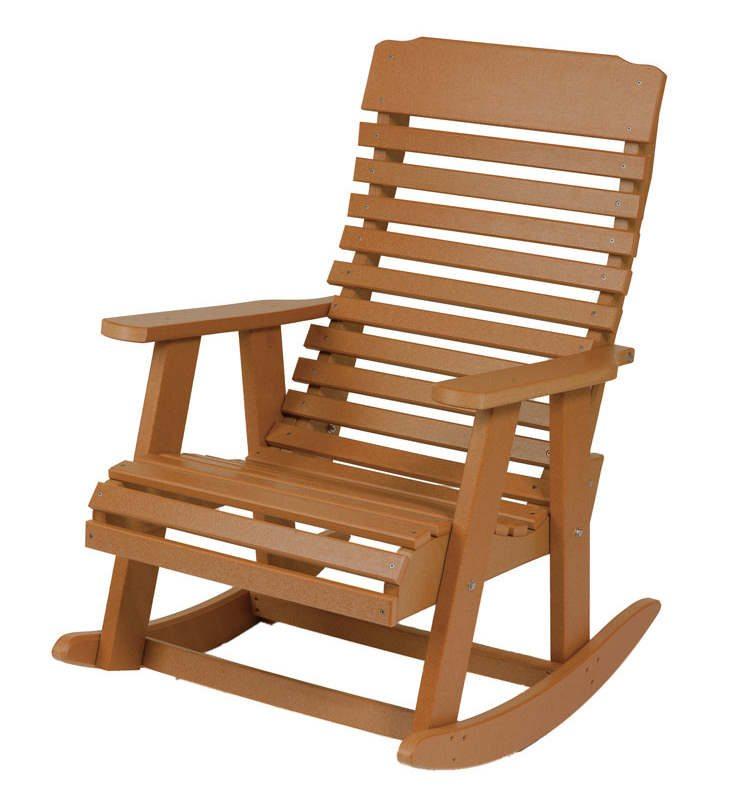 Tiara Vista Outdoor Rocking Chair