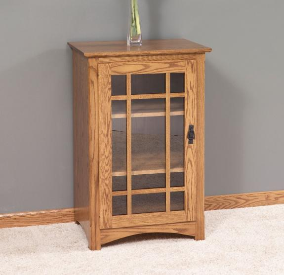 3141 Stereo Component Cabinet