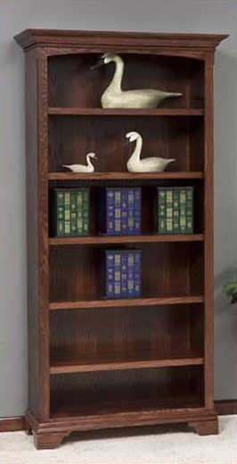 GO-3157 Stockton Bookcase without Doors