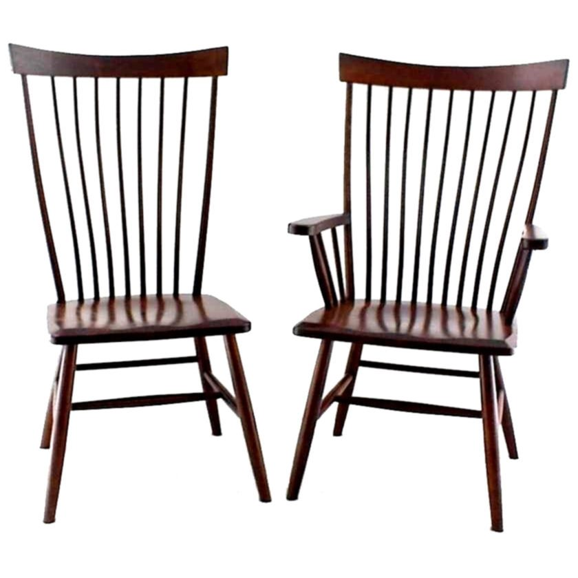cherry dining chairs 37c montpelier clear creek amish furniture rh clearcreekfurniture com