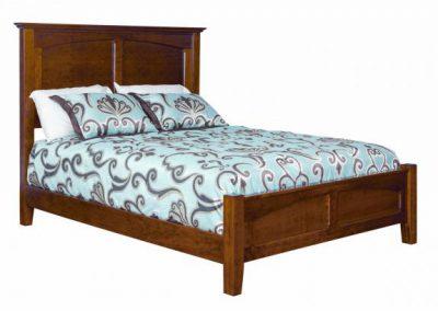 403-Shaker-Panel-Bed