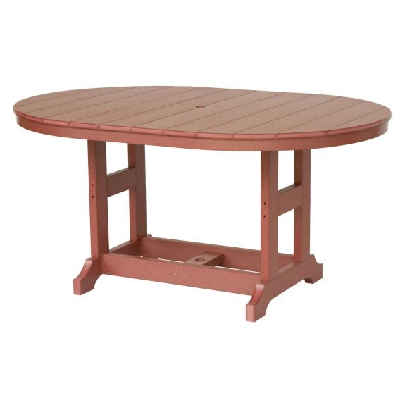 Garden Classic Oval Outdoor Dining Table