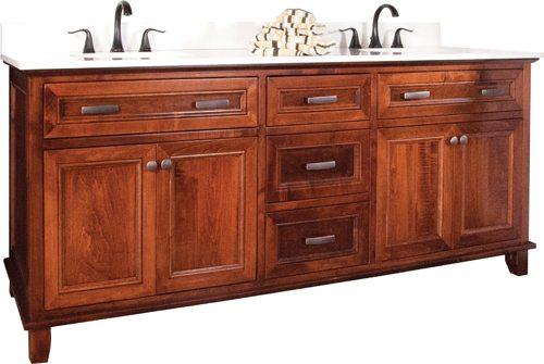 5000 Series vanity