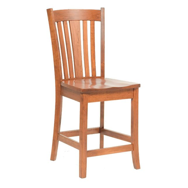 Arts & Crafts Pub Table Collection Madison 30 Bar Stool