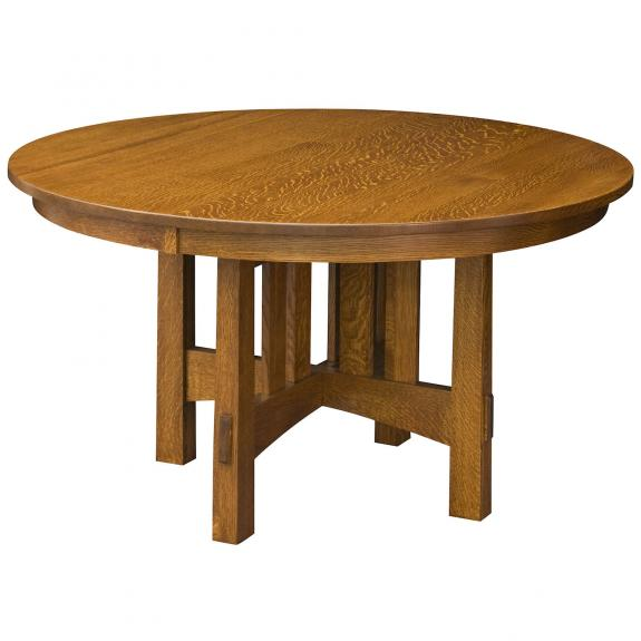 T-62 Round Modesto Pedestal Table