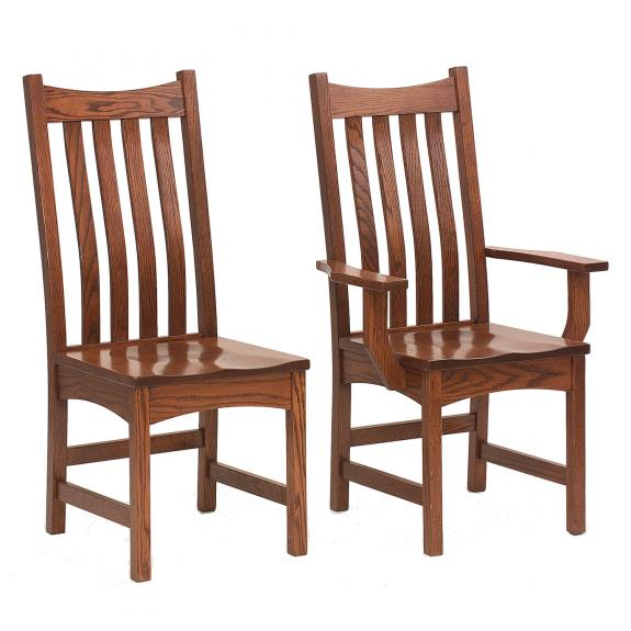 Bellingham Solid Wood Dining Chairs