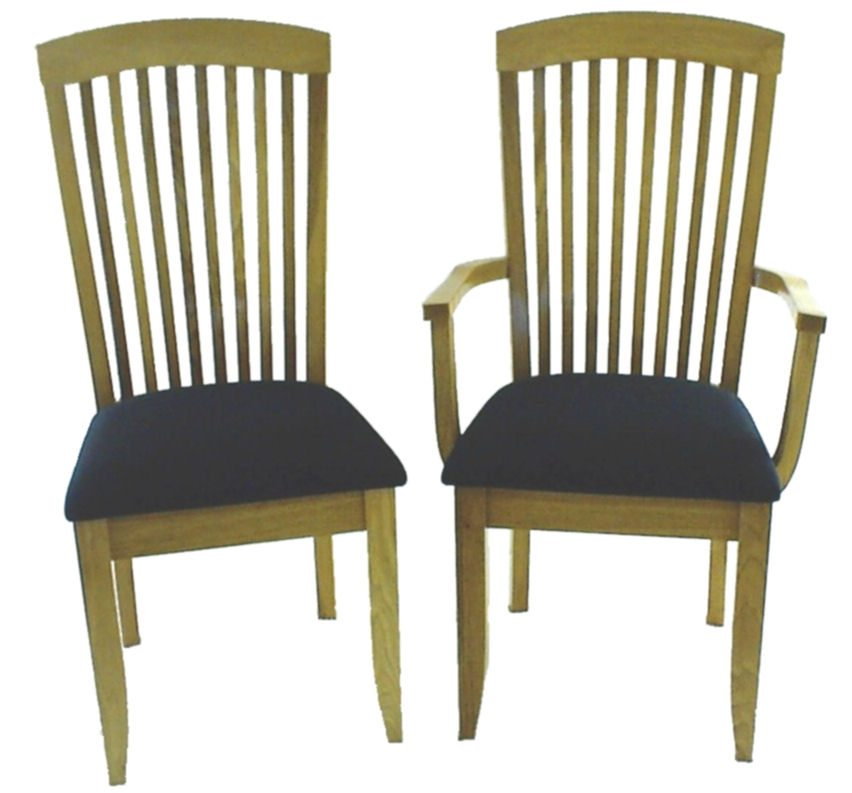 Empire Upholstered Dining Chairs 90