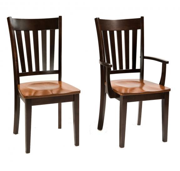 Marbury Cherry Dining Chairs