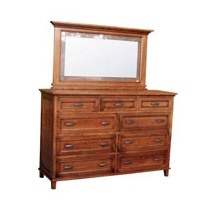 CWF600 Brooklyn Bedroom Set Tall Dresser