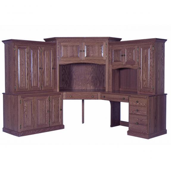 80 Deluxe Corner Computer Desk