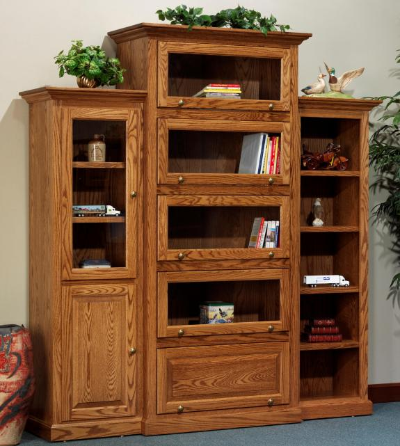 830 Highland Barrister Bookcase