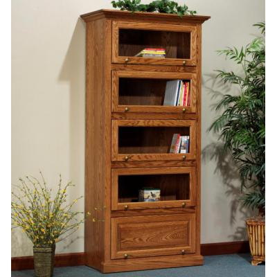 830-BARRISTER-BOOKCASE