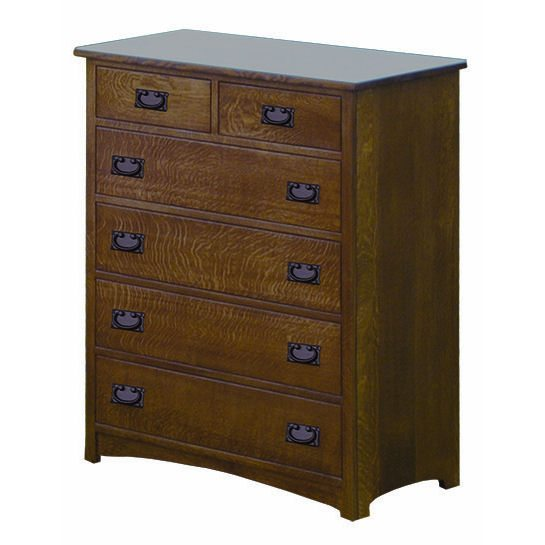 Empire Mission Bedroom Set Chest of Drawers