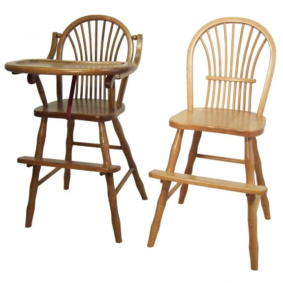 Sheaf High Chair and Youth Chair