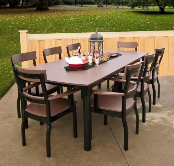 GG8 Golden Gate Outdoor Table