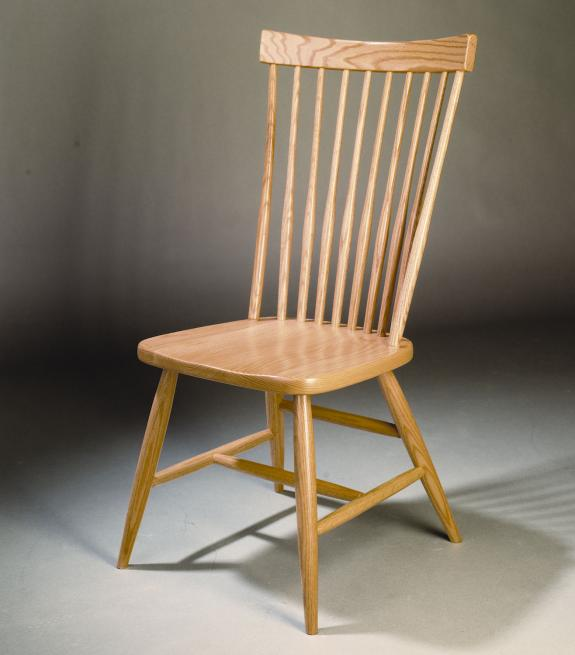 90 Comb Back Dining Room Chair